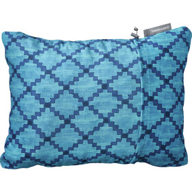 Therm-a-Rest Compressible Pillow S blue heather